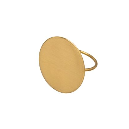 ręcznie robiony pierścionek z autorskiego projektu dla kobiet lubiących unikatową biżuterię